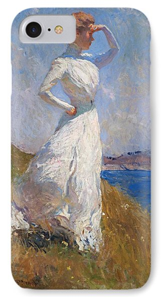 Sunlight Frank Weston Benson 1909 Phone Case by Movie Poster Prints