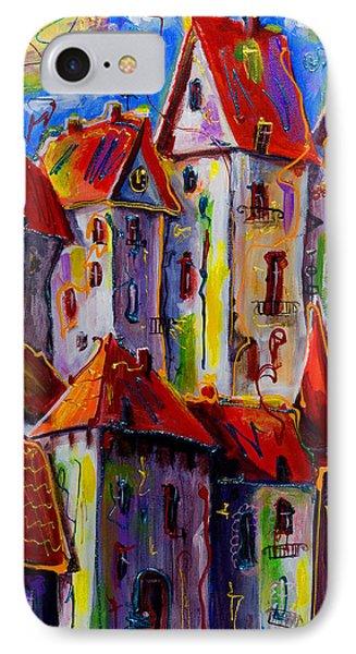 Sunny City IPhone Case by Maxim Komissarchik