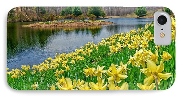 Sunny Daffodil IPhone Case