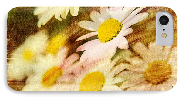 IPhone Case featuring the photograph Sunny Daisies by Mary Timman