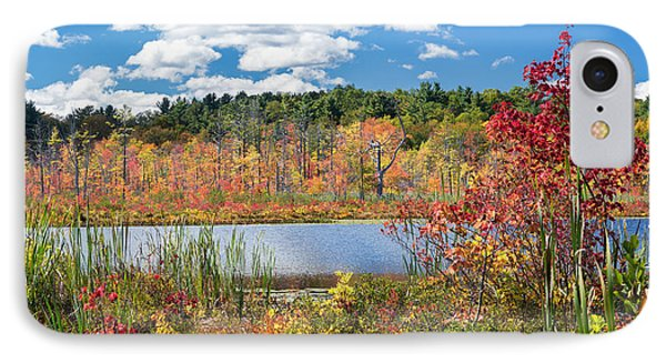 Sunny Fall Day Phone Case by Bill Wakeley