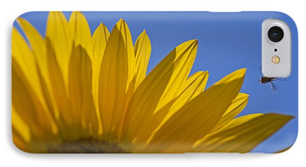 Sunny Fly By Phone Case by Nick  Boren