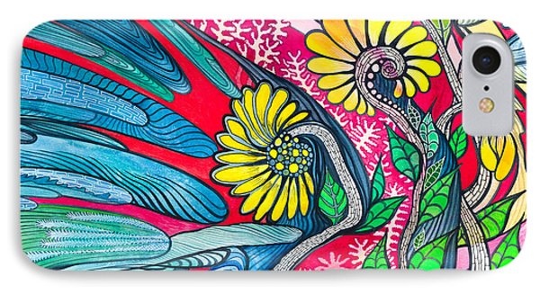 Sunny Spring IPhone Case by Adria Trail