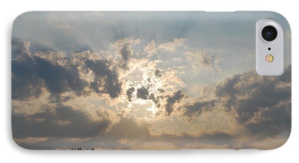 IPhone Case featuring the photograph Sunrise 1 by George Katechis