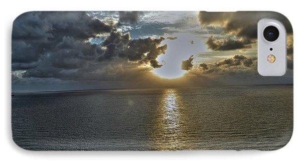 Sunrise Above Fort Lauderdale Beach Florida IPhone Case