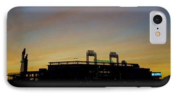Sunrise At Citizens Bank Park IPhone Case