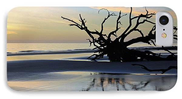 Sunrise At Driftwood Beach 6.6 IPhone Case