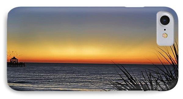 Sunrise At Folly IPhone Case