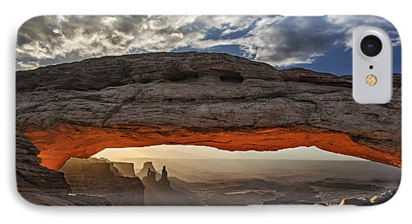 Sunrise At Mesa Arch IPhone Case