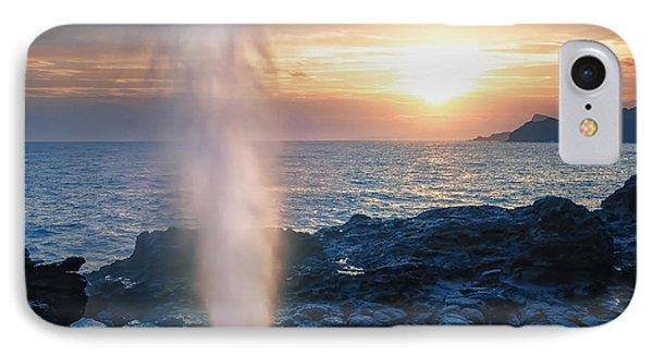 Sunrise At Nakalele IPhone Case by Hawaii  Fine Art Photography