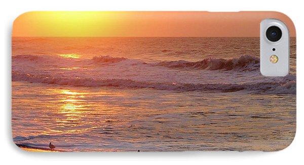 Sunrise At Ocean Isle IPhone Case by Kelly Nowak