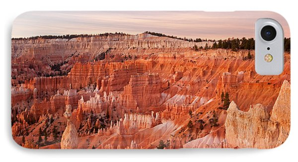Sunrise At Sunset Point Bryce Canyon National Park IPhone Case