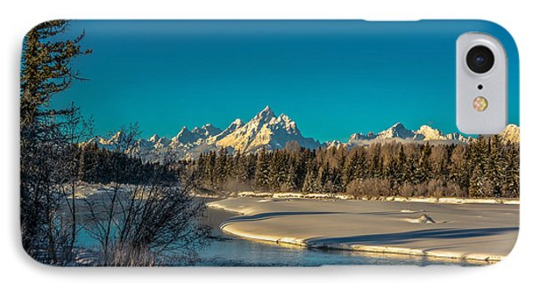 IPhone Case featuring the photograph Sunrise At The Junction by Yeates Photography