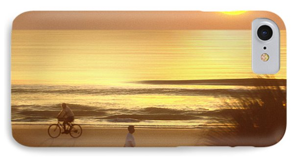 Sunrise At Topsail Island 2 IPhone Case