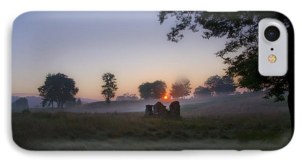 Sunrise At Whitemarsh IPhone Case by Bill Cannon