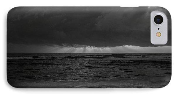 Sunrise Black And White IPhone Case
