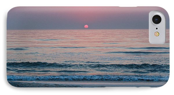 Sunrise Blush IPhone Case by Julie Andel