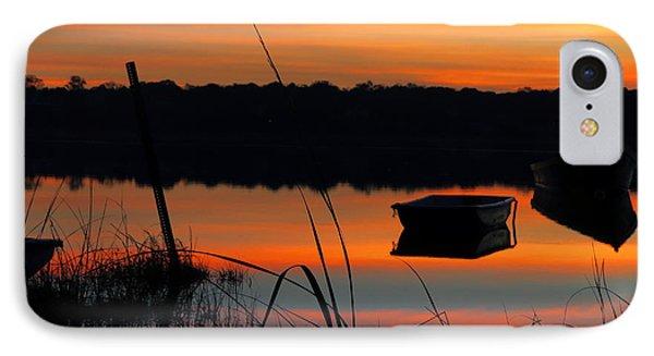 Sunrise Cove  IPhone Case by Dianne Cowen
