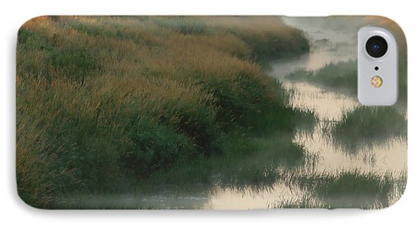 Sunrise Creek IPhone Case