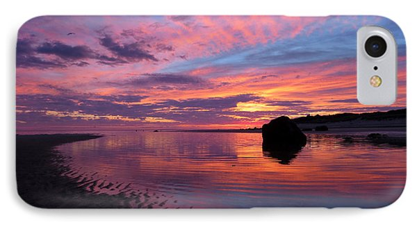 Sunrise Drama IPhone Case by Dianne Cowen