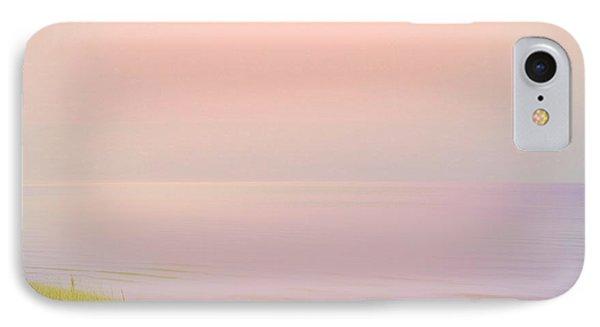 Sunrise Dune Phone Case by Michelle Calkins