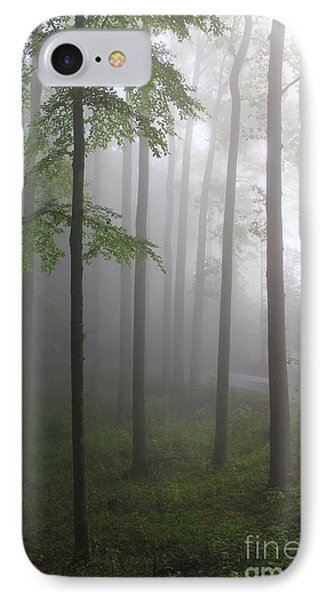 Sunrise Fog IPhone Case