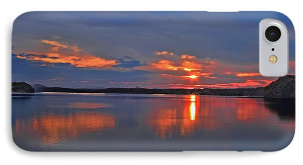 Sunrise Phone Case by Geraldine DeBoer