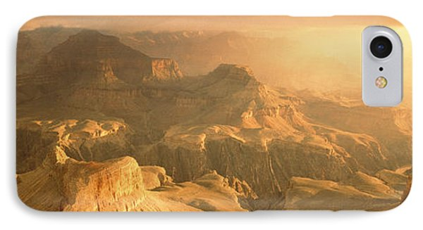 Sunrise Hopi Point Grand Canyon IPhone Case by Panoramic Images