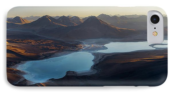 South America iPhone 7 Case - Sunrise In Atakama by Rostovskiy Anton