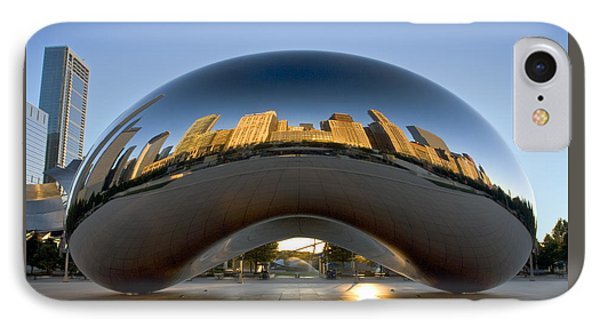 Sunrise In Cloudgate IPhone Case