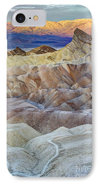 Sunrise In Death Valley IPhone Case by Juli Scalzi