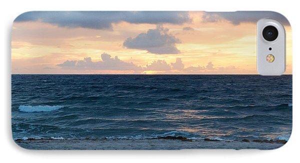 IPhone Case featuring the photograph Sunrise In Deerfield Beach by Rafael Salazar