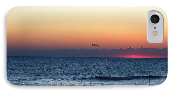 Sunrise In Florida IPhone Case by Nance Larson
