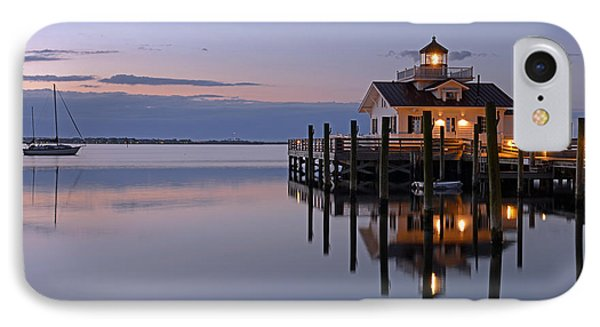 Sunrise In Manteo IPhone Case