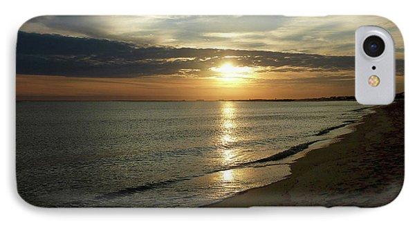 Sunrise In Norfolk Va IPhone Case by Susan Savad