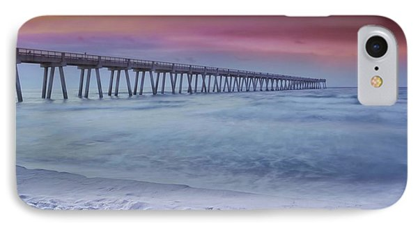 Sunrise In Winter IPhone Case