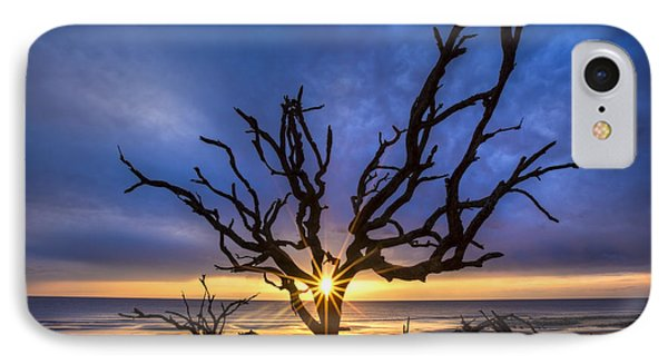 Sunrise Jewel IPhone Case by Debra and Dave Vanderlaan