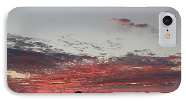 IPhone Case featuring the photograph Sunrise by John Mathews