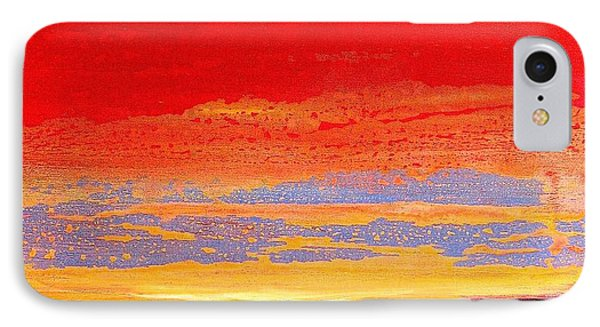 Sunrise 2012 IPhone Case