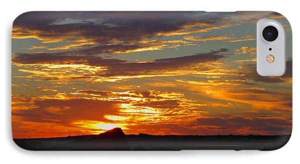 Sunrise Magic IPhone Case by Dianne Cowen
