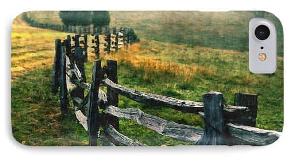 Sunrise Meadow - Blue Ridge Parkway II Phone Case by Dan Carmichael