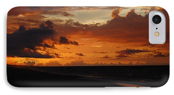 IPhone Case featuring the photograph Sunrise  by Mim White