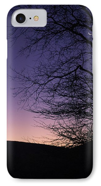 Sunrise Moon IPhone Case