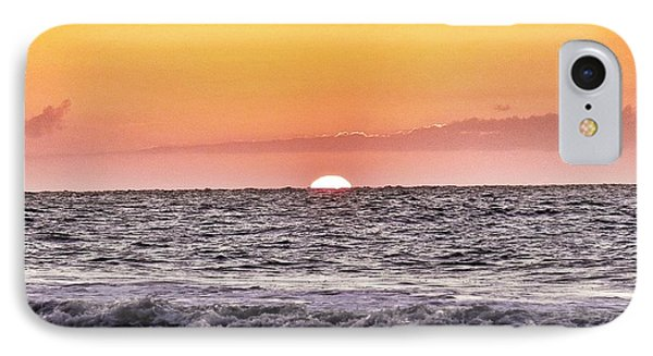 Sunrise Of The Mind IPhone Case by Patricia Greer