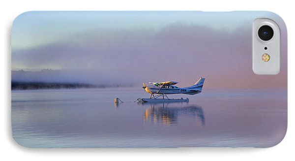 Sunrise On Lake Te Anu IPhone Case by Venetia Featherstone-Witty