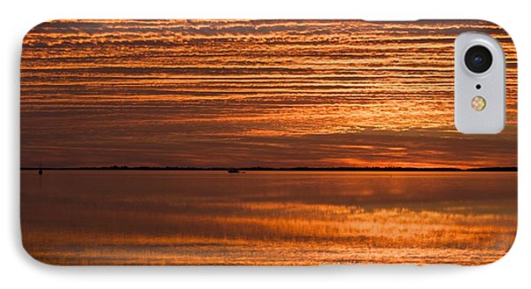 Sunrise On Ramrod Key IPhone Case