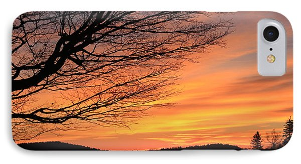IPhone Case featuring the photograph Sunrise On The Blue Ridge Parkway by Mountains to the Sea Photo
