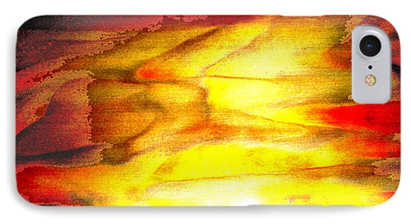 Sunrise On The Steps Of Heaven Phone Case by Bruce Iorio
