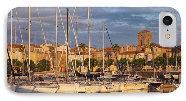 Sunrise Over La Ciotat France Phone Case by Brian Jannsen