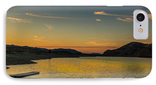 Sunrise Over Mackay Reservoir IPhone Case